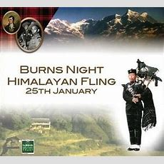 Burns Night Himalayan Fling At Babur  25 January Foodepedia
