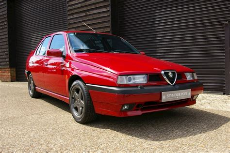 Alfa Romeo 155 by Used Alfa Romeo 155 2 0i 16v T Spark Cloverleaf 1 Of 500 5