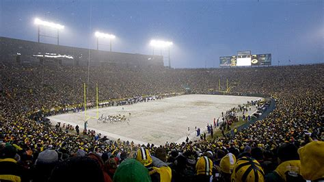 lambeau field seating chart pictures directions  history green bay packers espn