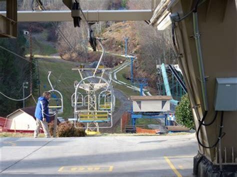 ober gatlinburg scenic chairlift ober gatlinburg scenic chairlift gatlinburg tn aerial