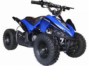 Mototec Electric Atv Mini Quad V2 24v
