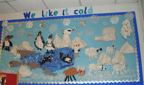 cold classroom display photo photo gallery