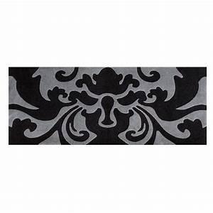 tapis de couloir style noir et gris arte espina 64x168 With tapis de couloir avec canapé convertible xxl