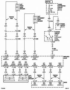 Charging System Wiring Diagram For Pt Cruiser