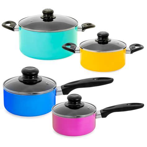 cookware nonstick pans pots kitchen utensils piece cooking choice oven aluminum
