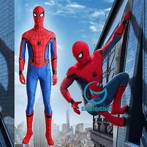 Marvel Spider-Man: Homecoming Spiderman Peter Parker ...  Spiderman