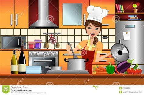femme en cuisine le guide du dépanneur ménage et nettoyage
