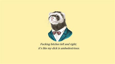 Animals In Suits Wallpaper - spelling errors in quotes quotesgram