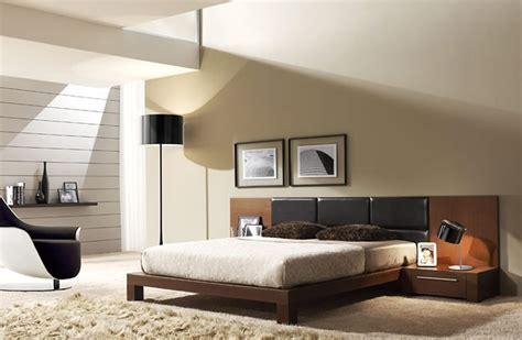 chambres a coucher modernes decoration moderne chambre acoucher