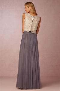 Cleo Top u0026 Louise Skirt in Bridesmaids Maid of Honor Dresses at BHLDN | Emily and Joan ...