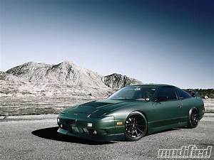 1993 Nissan 240sx - Being Green Ain U2019t Easy