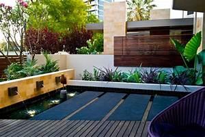 amenagement petit jardin en 55 photos fascinantes With amenagement petite terrasse exterieure