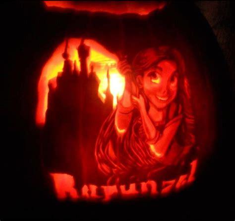 Rapunzel Pumpkin Template by More Pumpkins Macgasm