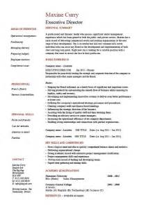 where do i find resume templates in microsoft word 2010 executive director resume management exle sle job description finance projects work