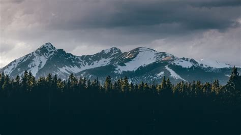 Mountains, Forest, Nature, Landscape, Outdoors Wallpapers Hd / Desktop And Mobile Backgrounds
