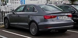 Audi S3 Wiki : file audi a3 limousine tfsi ambiente 8v heckansicht 1 september 2013 m ~ Medecine-chirurgie-esthetiques.com Avis de Voitures