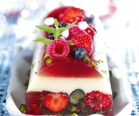 dessert l 233 ger terrine de fruits