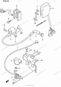 Suzuki Atv 1998 Oem Parts Diagram For Electrical