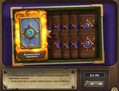 hearthstone patch 6 1 0 welcome bundle new priest hero