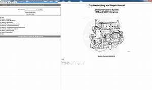 Cummins Troubleshooting And Repair Manual Electronic