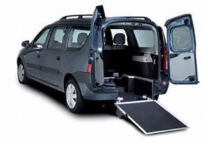 Dacia Logan 7 Places : la gamme dacia gruau v hicules pour personnes handicap es gruau tpmr transport de personnes ~ Gottalentnigeria.com Avis de Voitures
