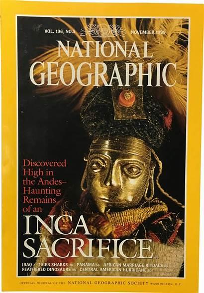 Geographic National Magazine Geo 1999 Pre Vol
