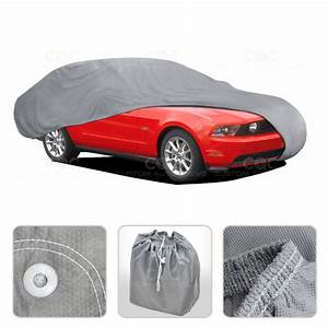 Car Cover for Ford Mustang 65-04 Outdoor Breathable Sun Dust Proof Protection | eBay
