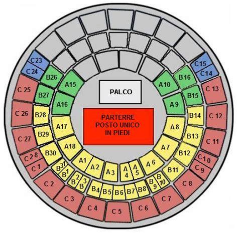 infoofrome Informazioni sul Palalottomatica di Roma guest