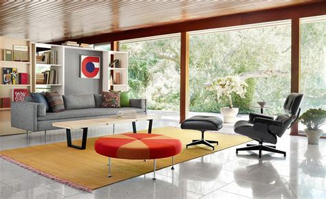 the color lounge girard 174 color wheel ottoman hivemodern