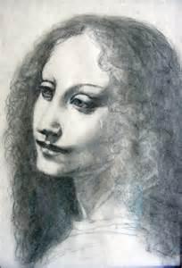 Leonardo Da Vinci Pencil Drawings