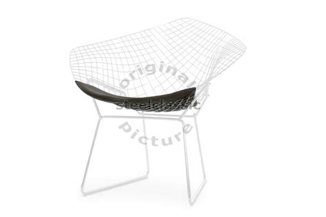 harry bertoia chair cushion steelclassic