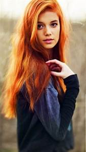 Red Hair Image 1220568 By Korshun On