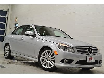 Find Used 09 Mercedes Benz C300 70k Financing Moonroof