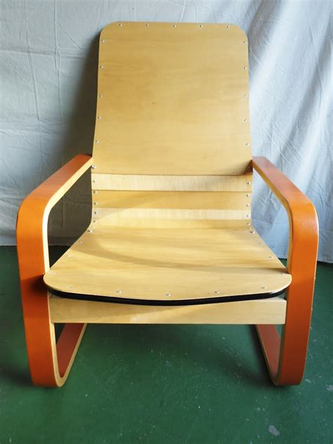 Ikea Pello Chair Cover Wash by Riveting Ply Pello Recliner Ikea Hackers Ikea Hackers