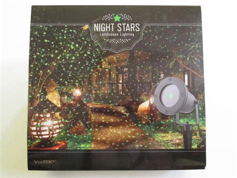night stars deluxe landscape laser light viatek night stars landscape lighting review the gadgeteer