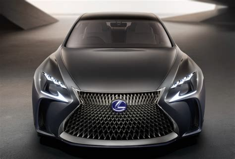 2018 lexus ls400 2018 lexus ls price engine review interior
