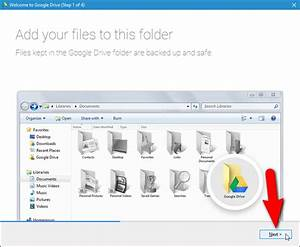 how to use the google drive desktop app to sync your files With sync documents to google drive