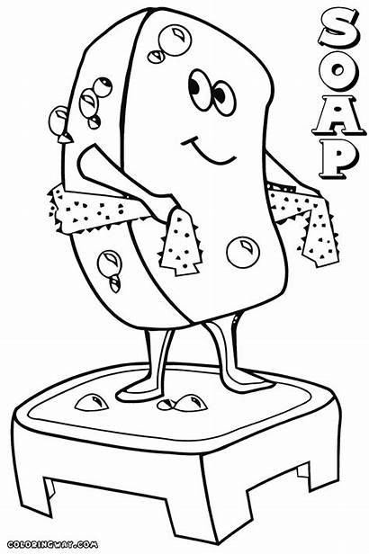Soap Coloring Pages Colouring Applejack Colorings 1000