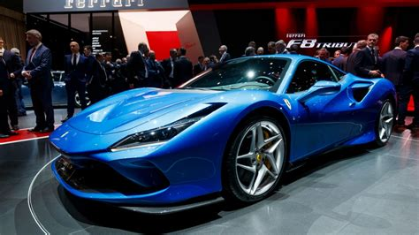 High-end Rides Abundant At Geneva Auto