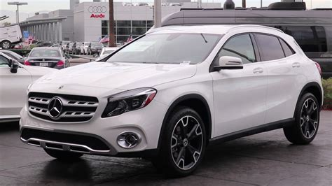 mercedes gla 2019 the 2019 mercedes gla 250 review walkaround