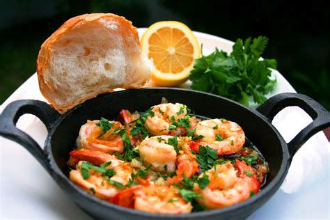 cuisine gambas the easiest way to cook great food