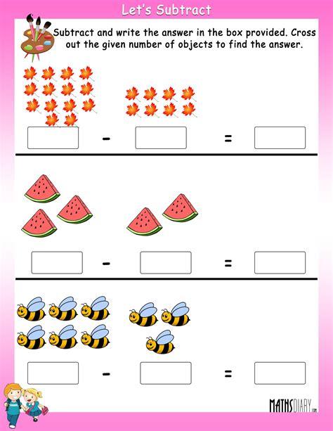 Grade 1 Math Worksheets  Page 17