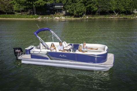 ls quad lounge pontoon boat avalon pontoon boats