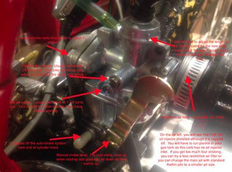 Honda Express Carburetor Yamaha Luvin