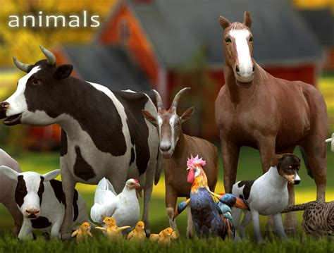 domestic animals 3d sheep dog turbosquid horse models dogs 3drt ed9b 4b60 89a8 preview 3ds collection game