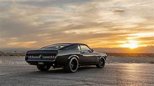 1969 Ford Mustang Boss 429 Continuation Car Is Boss   Automobile Magazine