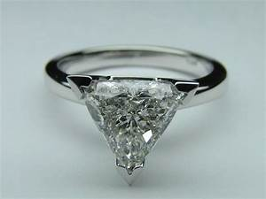 trillion cut engagment ring wedding pinterest With trillion cut wedding rings
