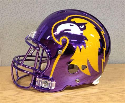 tennessee tech university golden eagles purple chrome