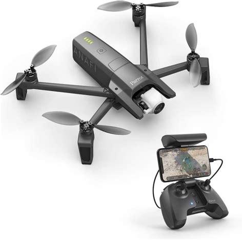 parrot anafi  dron ambicioso  bien equipado rankuzzcom