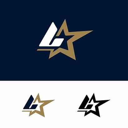 Letter Star Vector Template Element Illustra Clipart